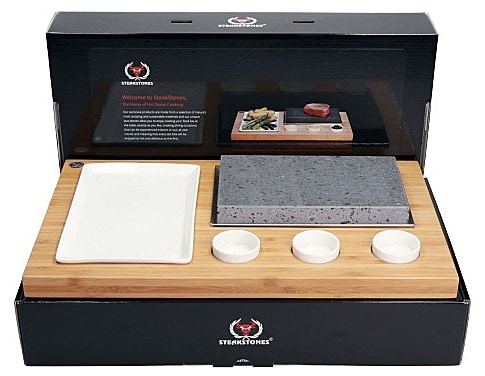 SteakStones Premium Product Packaging