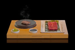 The SteakStones Ishiyaki Set